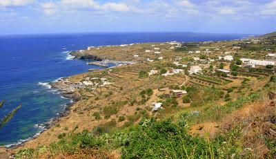 Pantelleria, isola di vetro