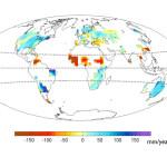 L'inquinamento nell'emisfero Nord causò la siccità in Africa