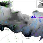 Antichi fiumi sotto il Sahara avrebbero aiutato le migrazioni dall'Africa