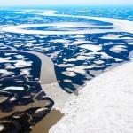 I laghi artici stanno rilasciando carbonio relativamente giovane