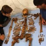 Scoperto sarcofago di un faraone sconosciuto di 3600 anni fa