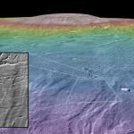 Ambiente abitabile vicino ad un vulcano su Marte?