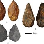 Scoperta in Sud Africa ricca produzione di strumenti dell'Età della pietra
