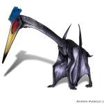 Hatzegopteryx, il più grande animale volante  mai esistito