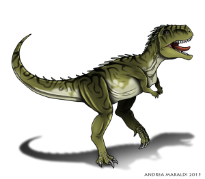 Skorpiovenator, un cacciatore del Sud