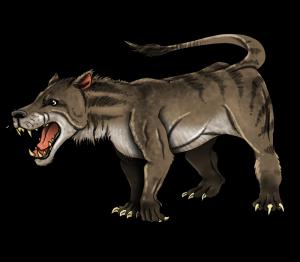 Megistoterio: il cacciatore di Mastodonti