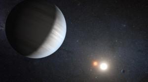 Scoperta replica del Sistema Solare attorno ad una antica stella