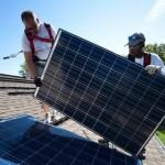 I pannelli solari cinesi costano meno, ma non dipende dal costo del lavoro