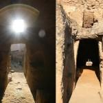 Carmona: la finestra della Tomba dell'Elefante illuminava il dio Mitra