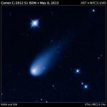 La cometa ISON: si dirige verso il Sole. A novembre visibile ad occhio nudo