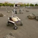 Parmitano controlla un rover in remoto dalla ISS: primi esperimenti per future esplorazioni