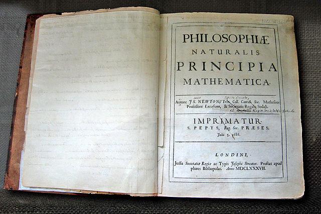 Newton_ Principia