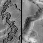 Ecco come è aumentata la temperatura su Marte, creando acqua allo stato liquido