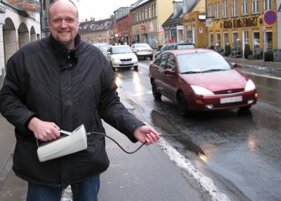 Il prof  Ole Hertel Crediti: Jens C. Pedersen, Aarhus University
