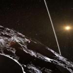 Scoperti due anelli attorno ad un asteroide