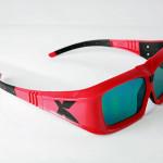 Un bugiardino  per gli occhiali 3D