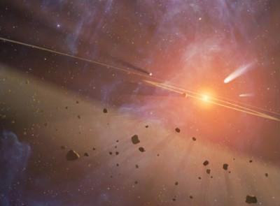 Sistema solare nascita