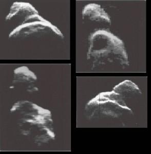 Asteroide 4179 Toutatis