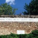 A rischio il Colle dell'Infinito di Leopardi: Italia Nostra ricorre al Consiglio di Stato