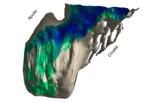 Adriatico, scoperto come variano le 'cascate' sottomarine
