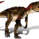 """Sinraptor, il """"predatore cinese"""""""