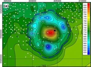 Scoperto in Canada un vasto cratere meteoritico