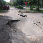 Le inondazioni nella Maremma danneggiano anche la Riserva Naturale Selva del Lamone