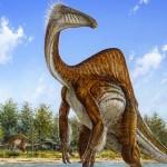 Deinocheirus mirificus, lo strano dinosauro era un gigante buono