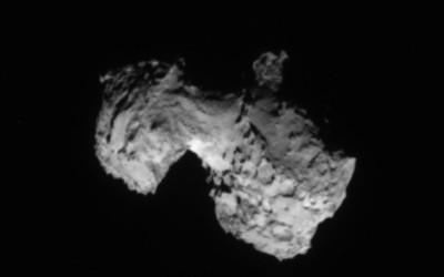 La cometa Chury contiene elementi chiave per la vita