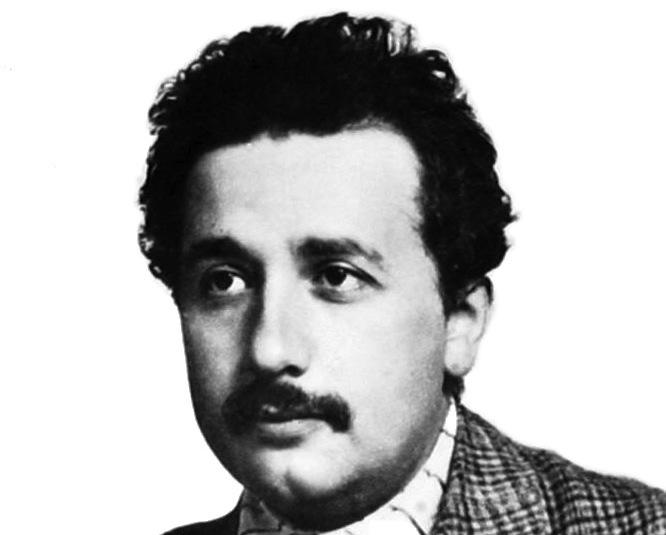 Einstein nel 1904