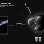 """Rosetta: a un passo dalla cometa """"umida"""""""