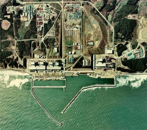 Fukushima I, il reattore nucleare danneggiato