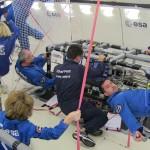 Assenza di gravità ESA e ENEA la studiano con i voli parabolici