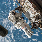 Stazione Spaziale Internazionale, 3 passeggiate spaziali per sostituire pompa