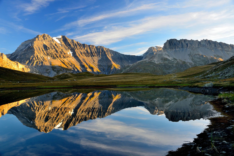 Il-silenzio-dell'alba-(Parco-nazionale-della-Vanoise)---Bruno-Sandretto