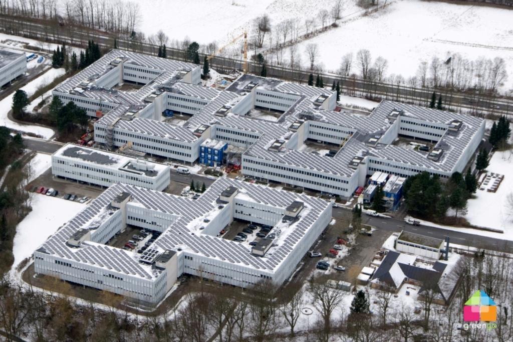Impianto in Danimarca