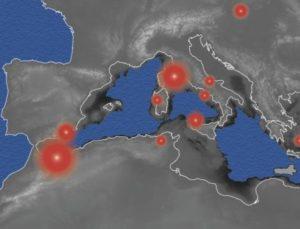 I cambiamenti climatici hanno effetti sul vulcanesimo