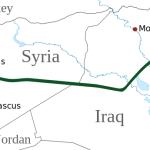 Siria, l'oleodotto di Kirkuk
