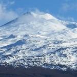 Sicilia, Etna, capodanno ai piedi del vulcano