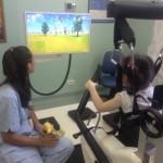 Lokomat, il robot per la riabilitazione motoria dei bambini