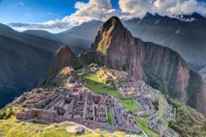 Machu Picchu fu costruito intenzionalmente sopra una zona di faglia