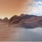Marte non è poi così arido come sembra