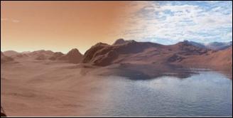 Marte-acqua