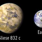 "Gliese 832 c: fra i pianeti ""più abitabili"" trovati finora"