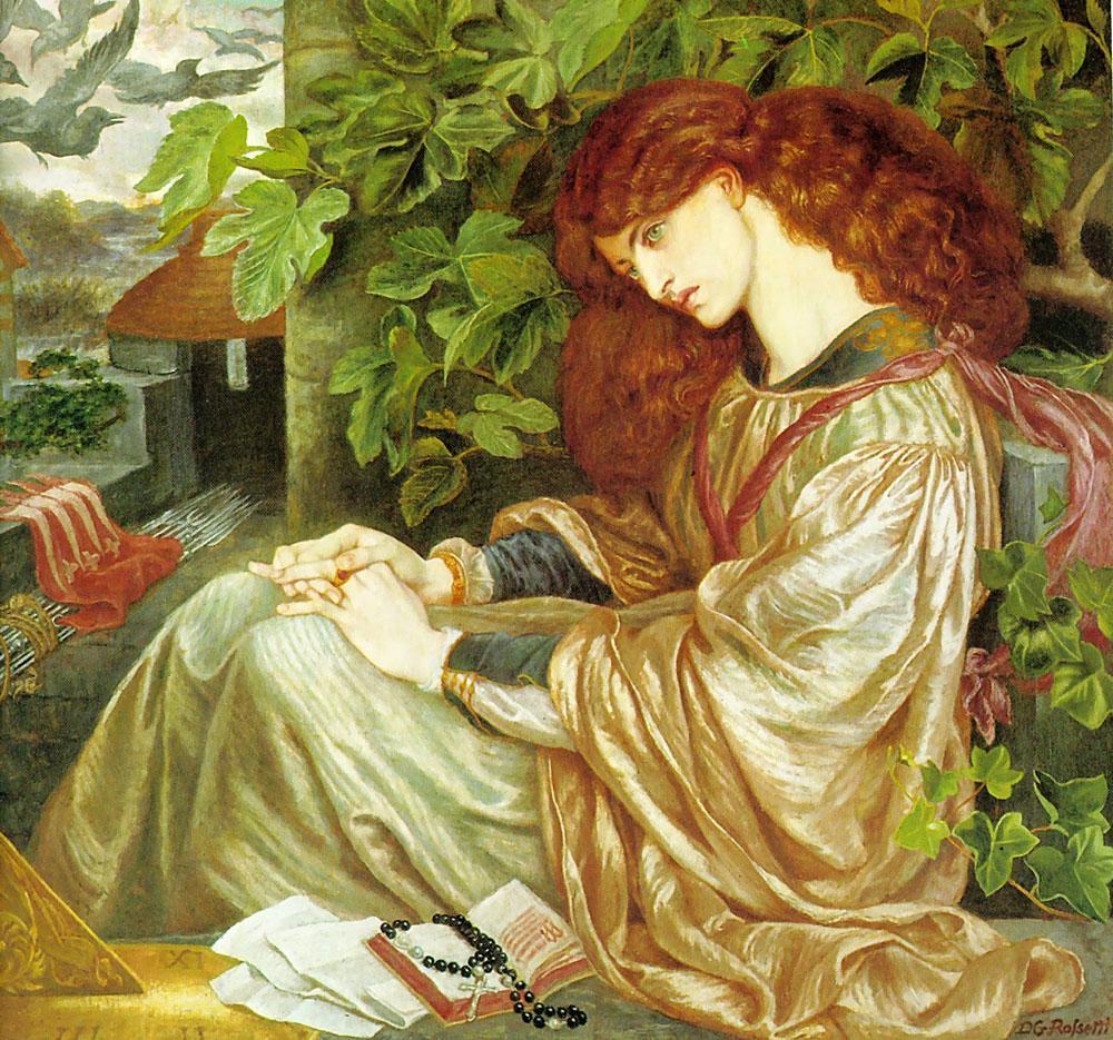 Dante Gabriel Rossetti, Pia de' Tlomei
