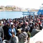 Gommone dalla Libia soccorso da Guardia Costiera e Marina, 10 morti