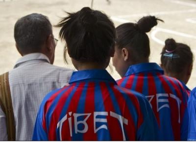 Tibet_squadra di calcio