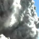 Erutta Ubinas, il vulcano più attivo del Perù: video