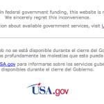NASA ferma con lo shutdown