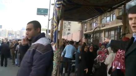Votazioni in Egitto